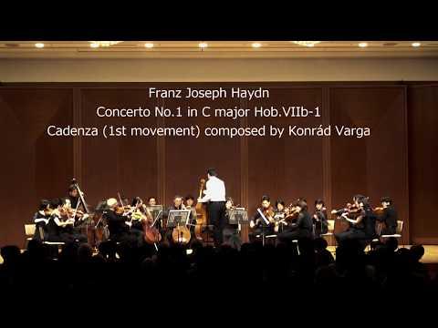Haydn Cello Concerto No.1 in C major, Tamás Varga, Ensemble Philmusica Tokyo
