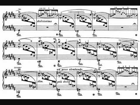Liszt, Années de pèlerinage, I. Suisse - 9. Les Cloches de Genève