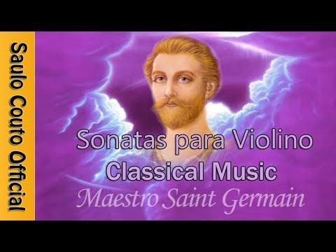 SAINT GERMAIN CHAMA VIOLETA - Conde de Saint Germain - Classical Music, Sonatas para Violino
