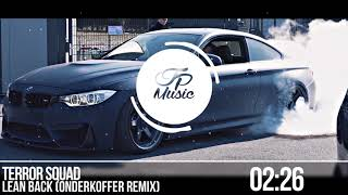 Terror Squad Lean Back Onderkoffer Remix JP Performance BMW M4 Er Ist Dran