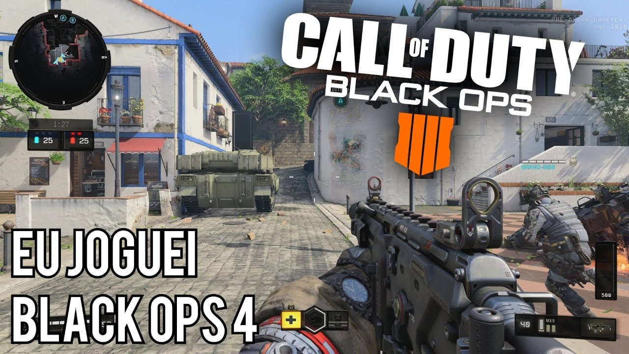 Call of Duty®: Black Ops 4 on PS4 | Official PlayStation ...