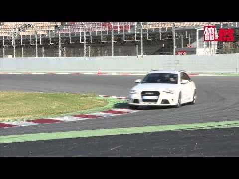 Audi Driving Experience: aprende a pilotar en Montmeló - Autobild.es