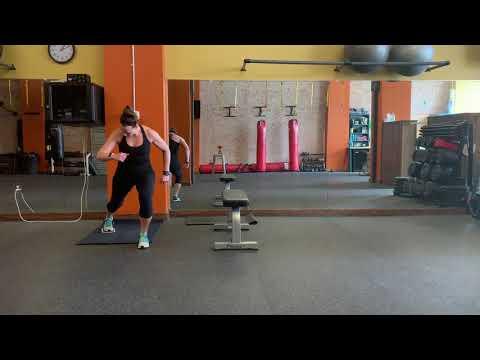 Lower Body Strength And Core W/ Coach Amanda