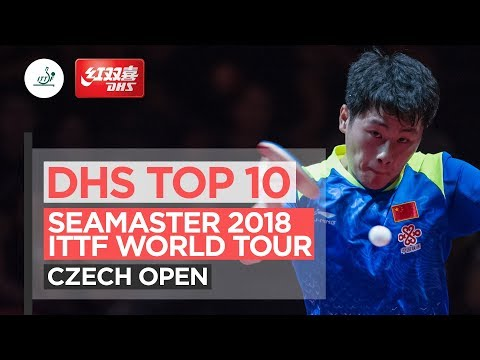 DHS ITTF Top 10 - 2018 Czech Open