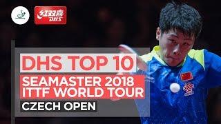 DHS ITTF Top 10 - 2018 Czech Open