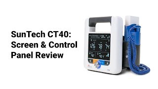 SunTech CT40:  Screen & Control Panel Review (5 of 9)