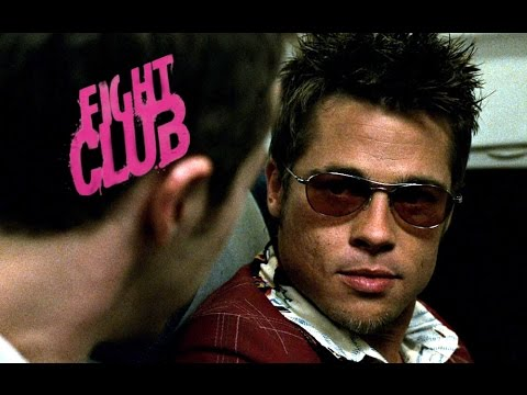 Fight Club Official Trailer (1999) Brad Pitt, Edward Norton Movie HD