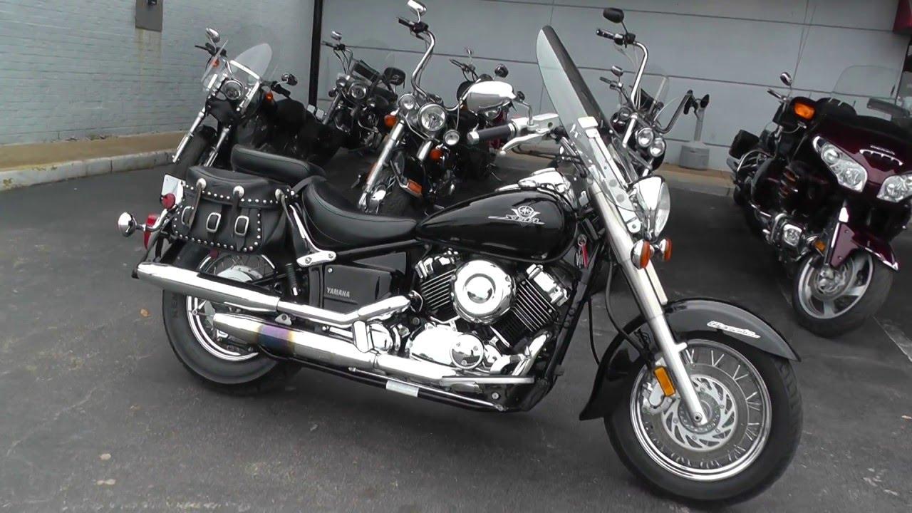 049567 2003 yamaha v star 650 classic xvs65arc used motorcycle for sale youtube. Black Bedroom Furniture Sets. Home Design Ideas