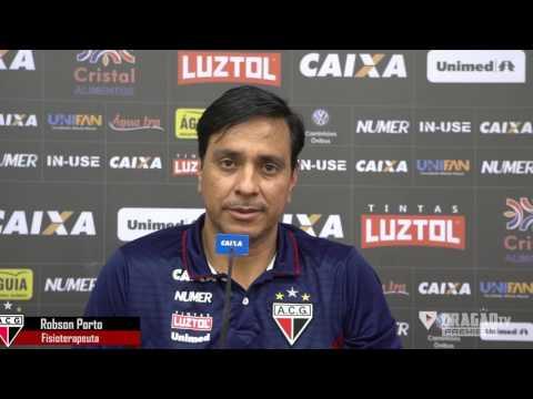 Cirurgia e Recuperação do Atleta Roger Carvalho