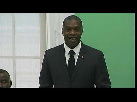 2017-2018 Budget for The Bahamas Debate Day 4 (Morning Session)