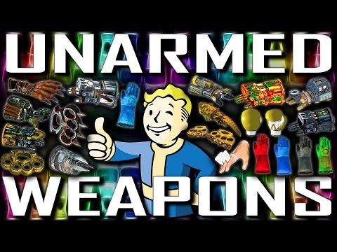 Unarmed - Fallout New Vegas - Rare & Unique (Includes DLCs)