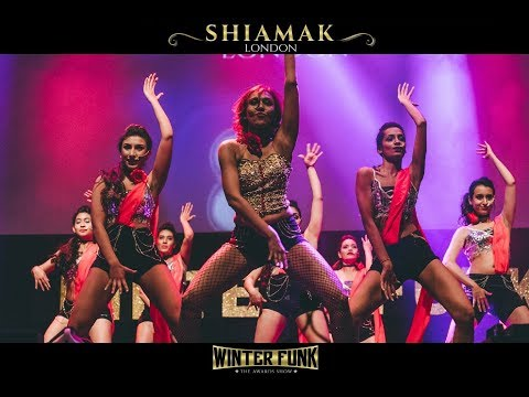 Best Dance Group performance| Crew| London SPB Team | Shiamak| all about that bass  world