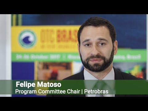 Felipe Matoso, OTC Brasil 2017 Program Commitee Chairman