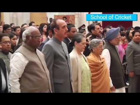 """Sachin Tendulkar """" Bharat Ratna """" award"""