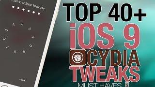 Top 40+ BEST iOS 9.0.2-9.3.3 Compatible Cydia Tweaks & Apps! - ALL iPhones, iPods & iPads