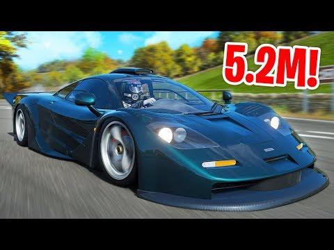 DE LEGENDARISCHE F1 GT! - Forza Horizon 4 thumbnail