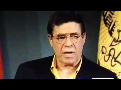 What comic Jerry Lewis thought of President Donald Trump (VIDEO)