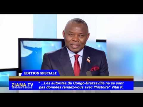 Vital Kamerhe demande à Denis Sassou Nguesso de partir