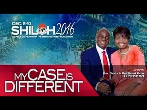 Shiloh 2016: Hour of Visitation  (Morning Session)  Day 2