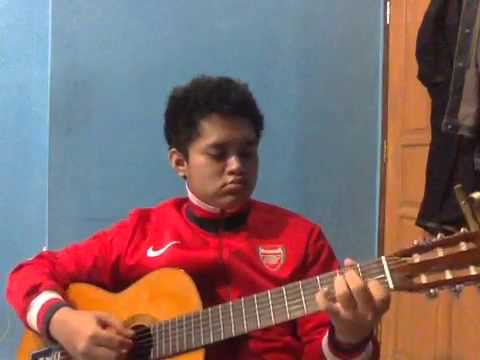 Jablay - Titi Kamal (accoustic guitar cover) by Ghulaaman