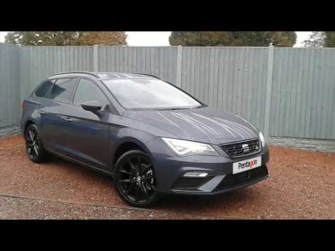 FN69HUU SEAT Leon 1 5 Tsi Evo 150PS Fr Black Edition Sports Tourer Estate