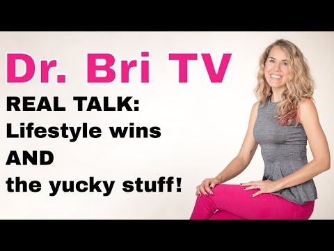 "Side Stitch Help, Lifestyle Win, & Talking About the ""Yucky Stuff"""