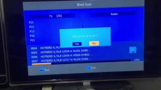 dvb t2 s2 combo with autoroll powervu