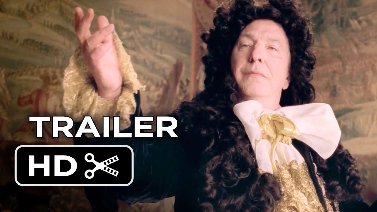 A Little Chaos TRAILER 1 (2015) - Alan Rickman, Stanley Tucci Movie HD