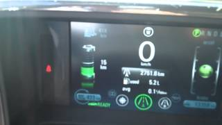 Self Charging Chevy Volt