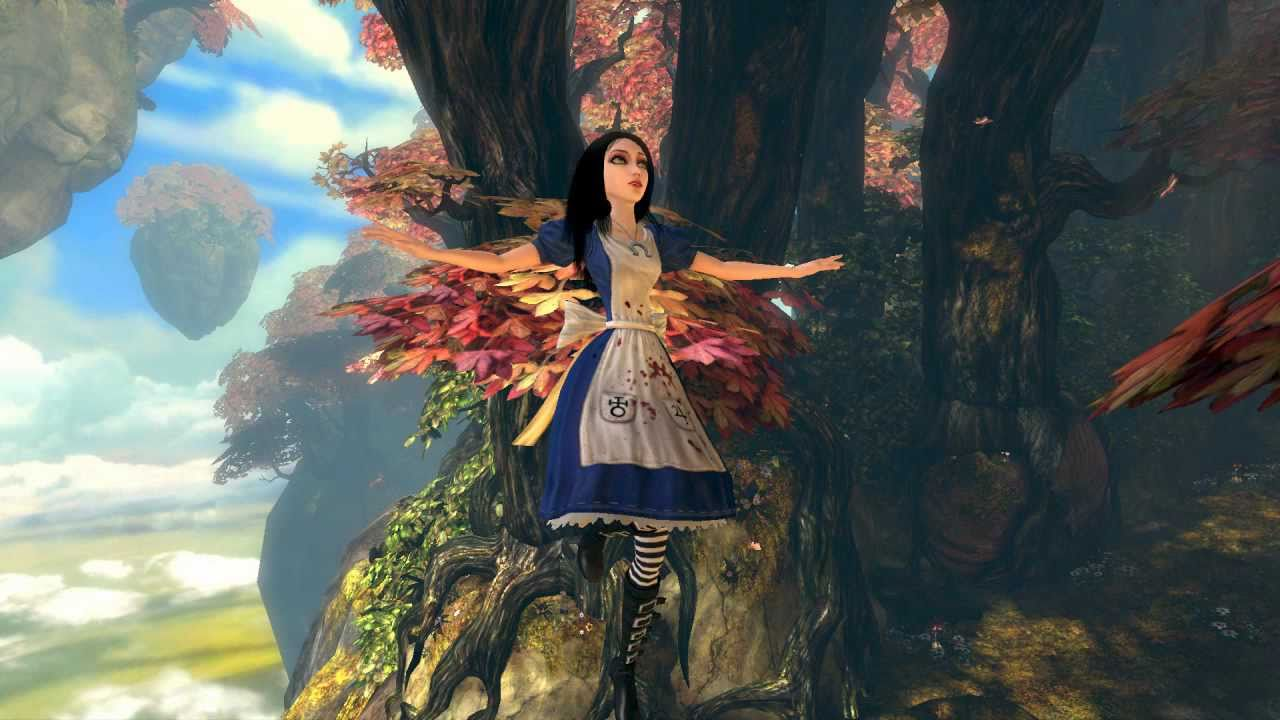 alice madness returns alice quotes youtube. Black Bedroom Furniture Sets. Home Design Ideas