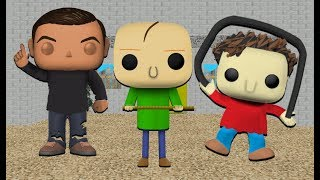 Baldi's Basics POP! Vinyl Edits (Part 1)