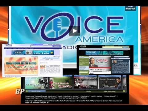 Voice America @ NFL Players Networking Event