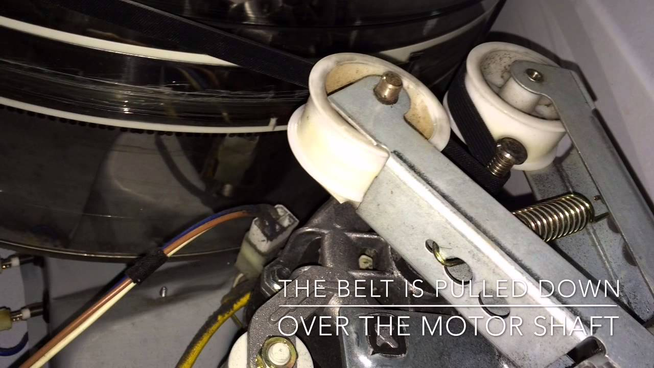 Bosch dryer belt placement youtube bosch dryer belt placement swarovskicordoba Image collections