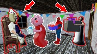 Granny vs Ice Scream Birthday - funny horror animation parody (p.54)