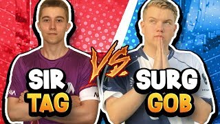 PRO vs PRO | Surgical Goblin vs Tag | INSANE BEST OF 5!