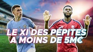 LE XI DES PÉPITES DU MODE CARRIERE -5M€ ! FIFA 19