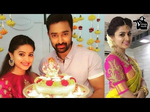 Actress Sneha Diwali Celebrations with Family | Actress Sneha Diwali Family Photos | Telugu Hunt