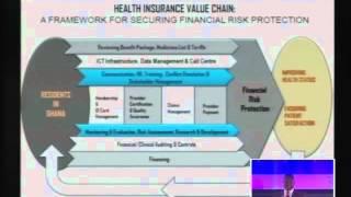 Sylvester Mensah National Health Insurance Scheme Ghana Achievements And Challenges