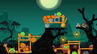 Angry Birds Seasons: Ham O Ween: 1-1 to 1-7