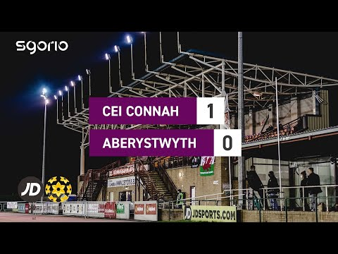 Connahs Q. Aberystwyth Goals And Highlights