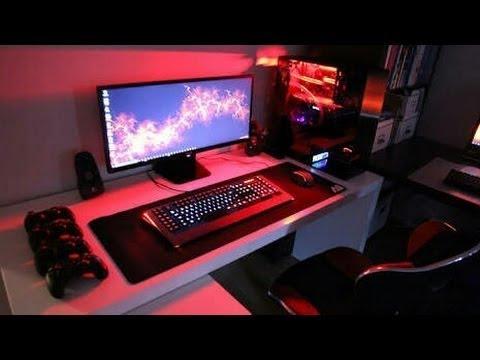 مكتبي الجديد | هبتدي انزل فيديوهات | انبوكسنج