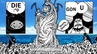 THE GREAT STRAWHAT ESCAPE! | One Piece: Chapter 897 - Po D. Cast