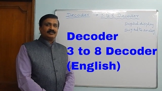 3 to 8 decoder binary to octal decoder english