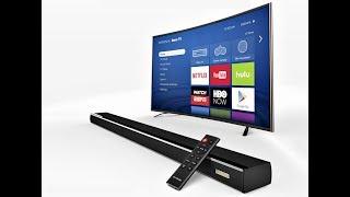 BlitzWolf BW-SDB1 60W 36-inch Sound-bar - Best Sound-bar UNDER $100