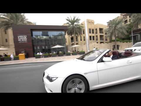 My luxury real estate tour in Dubai with Coldwell Banker United Arab Emirates.