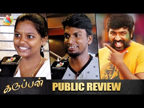 Karuppan Public Review & Reaction | Vijay...