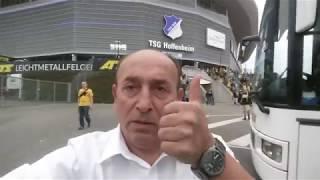 Mehmet Oe in Hoffenheim-Dortmund spiel neu