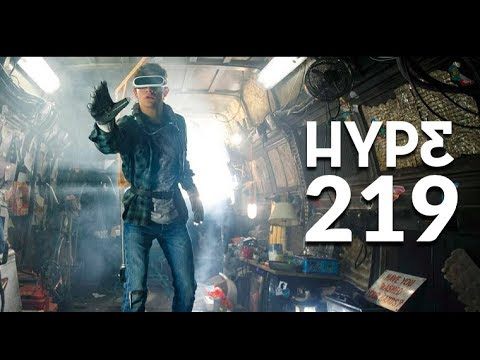 Podcast ep  219: Ready Player One, Spielberg vs Netflix, el final del ep   IX (según Mark Hamill)
