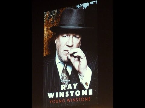 Ray Winstone In conversation with Ben Thompson. 2014.