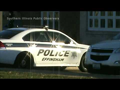 Effingham, Illinois - Police Department - 1st amendment audit